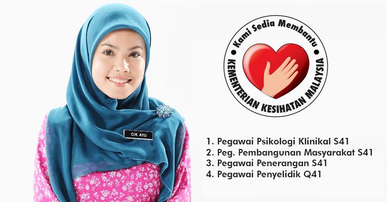Jawatan Kosong di Kementerian Kesihatan Malaysia