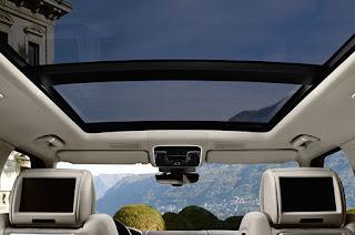 Range Rover Autobiography Interior