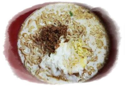 Instant noodle recipe Kuah Milk Specials