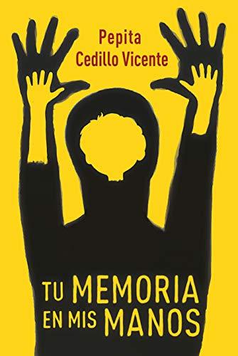 """Obra de la autora sorda Pepita Cedillo """"Tu memoria en mis manos"""""""