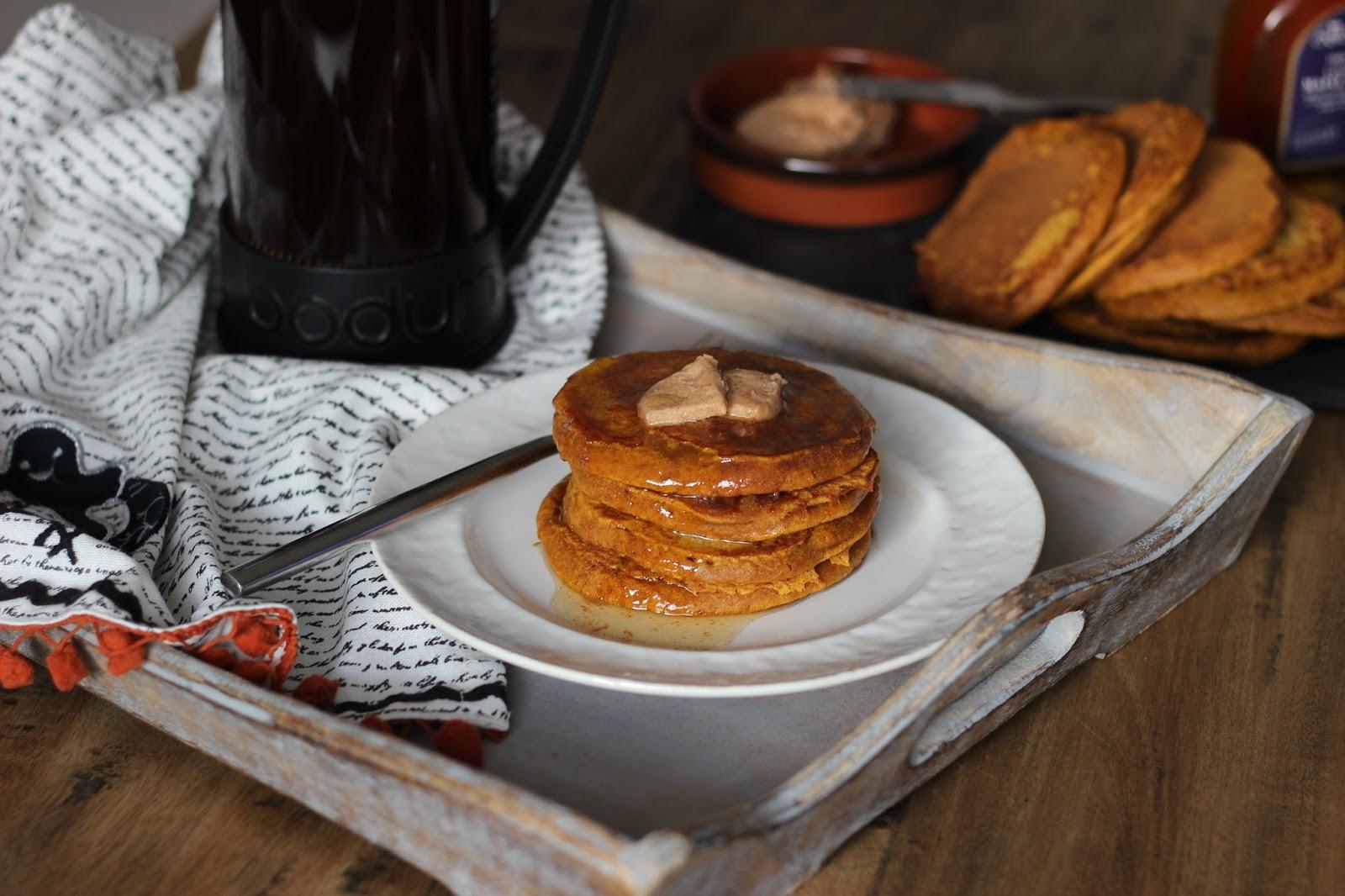 pumpkin-spiced-pancakes