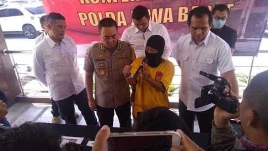 Polisi Ciduk Warga Cirebon yang Unggah Video Hoaks Rekapitulasi Tertutup