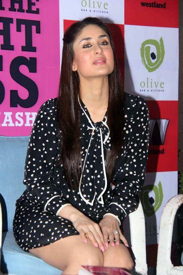 Kareena Kapoor PhotoShoot In Black Dress