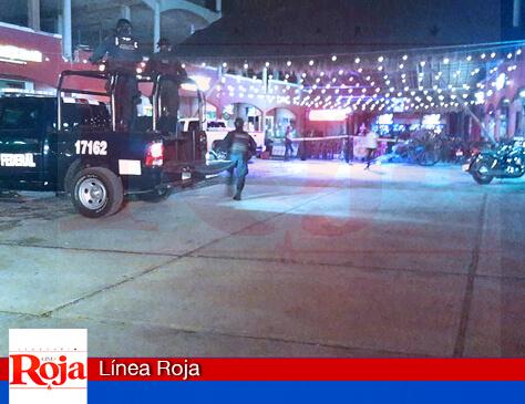 Saldo preliminar de 3 heridos, tras ataque a balazos en un bar de la colonia Nueva Creación de Playa del Carmen