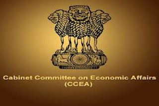 Cabinet Committee on Economic Affairs (CCEA) has approved creation of FAIDF