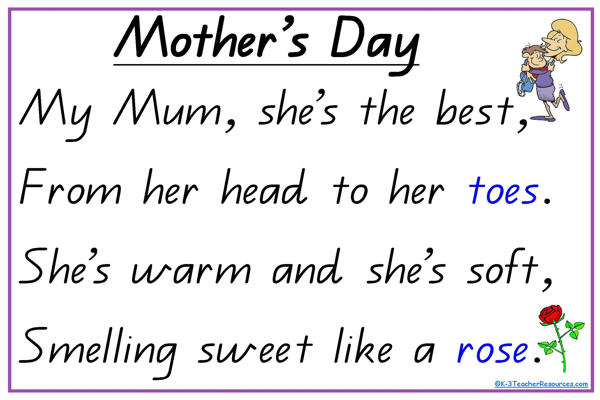 heart touching mother s day poems mothersday