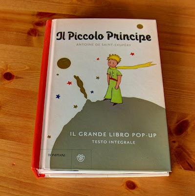 il piccolo principe - edizione bompiani