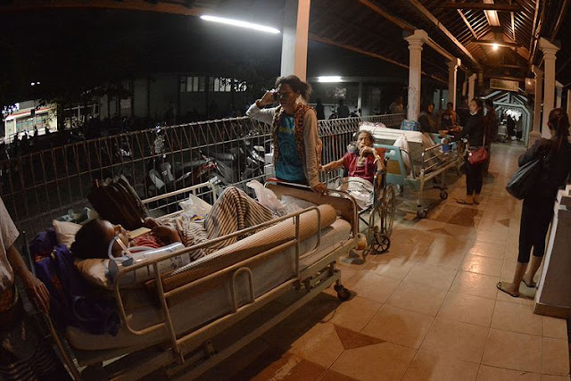 DPRD NTB Surati Jokowi, Minta Gempa Lombok Jadi Bencana Nasional