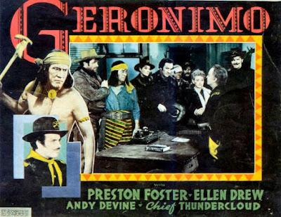 Película Geronimo
