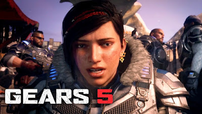 Gears 5 Apk + OBB for Android