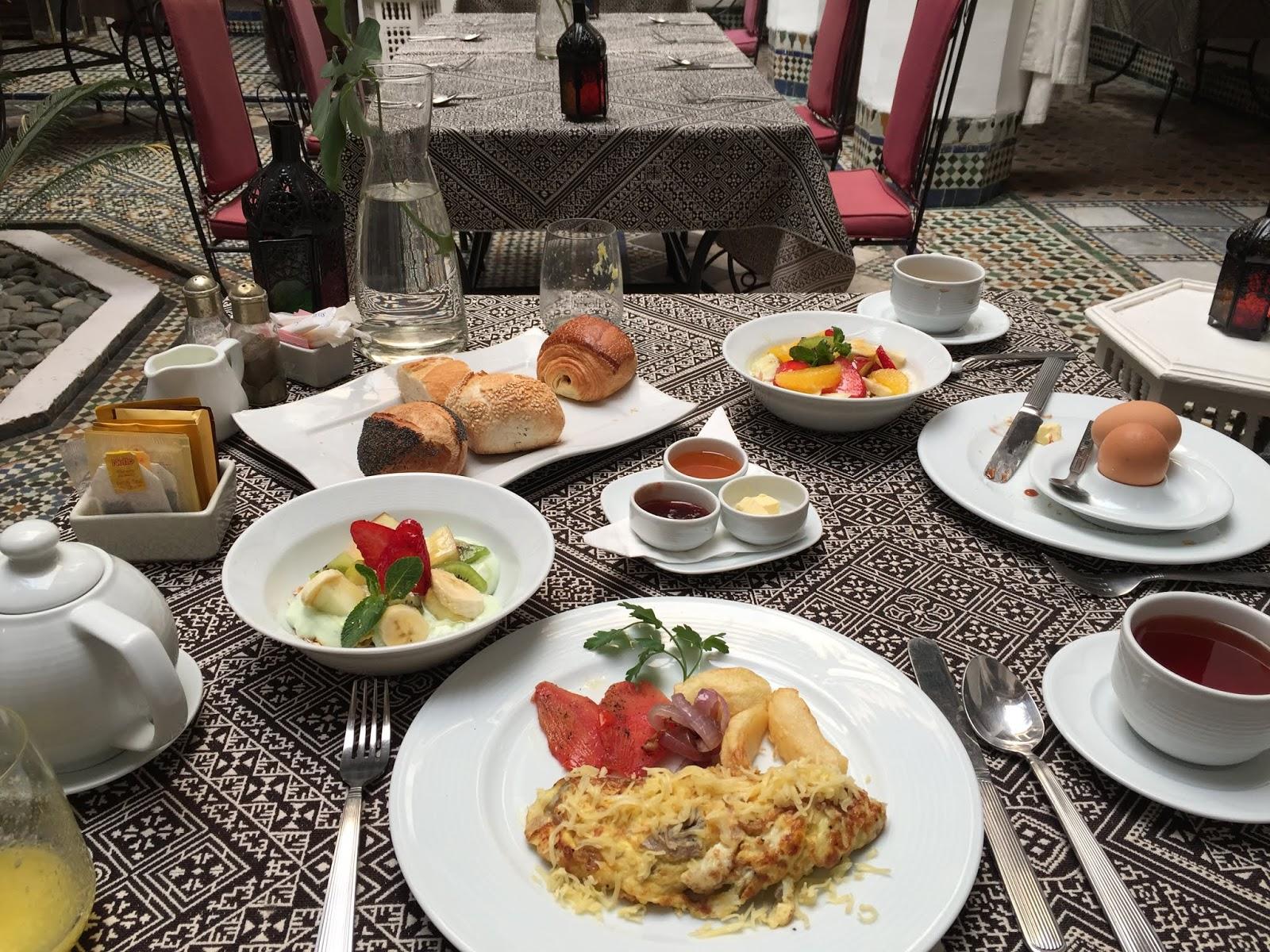 meilleur logement à marrakech au riad angsana