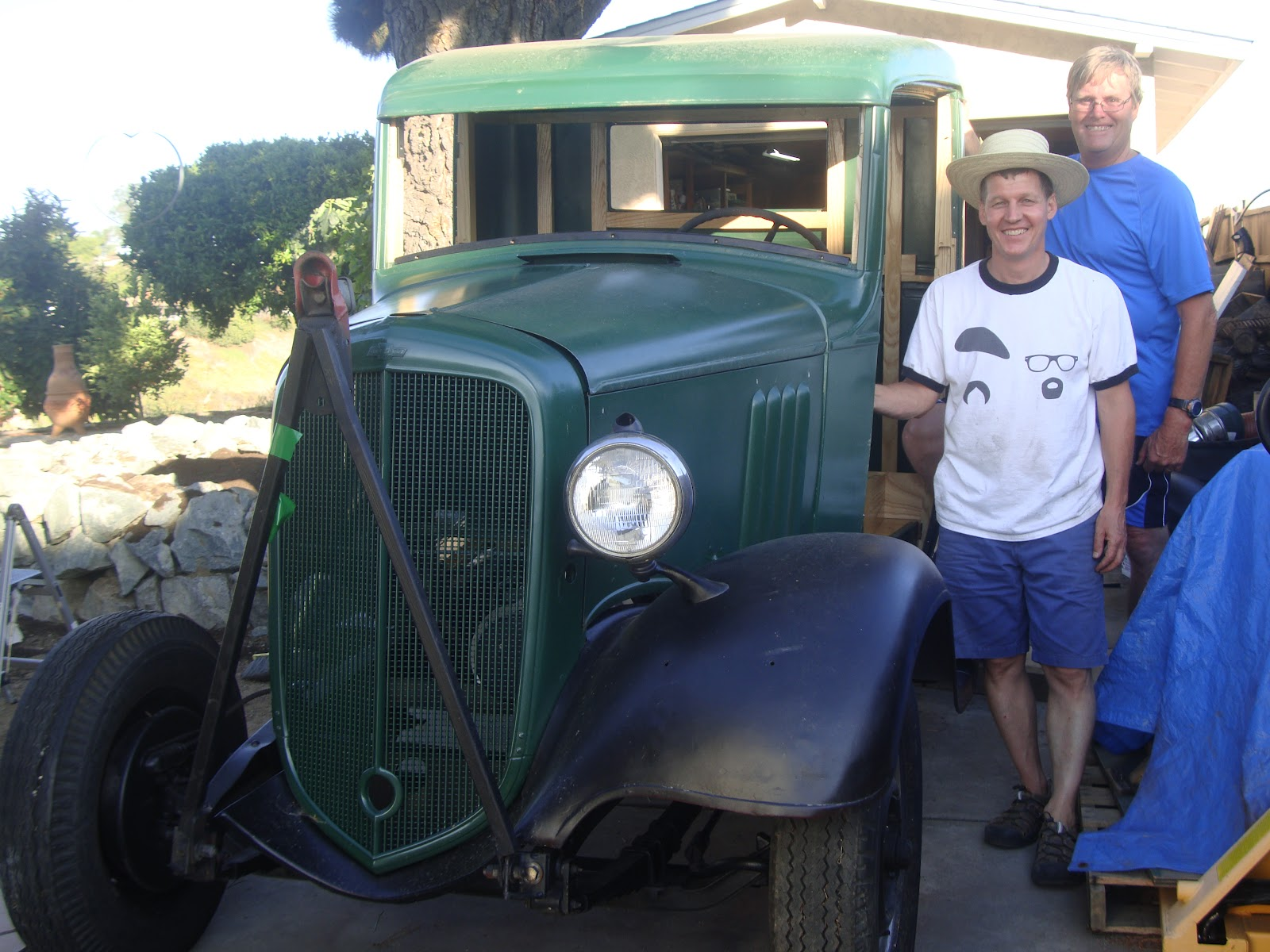 My 1935 Chevy Pickup Restoration and EV Conversion Project