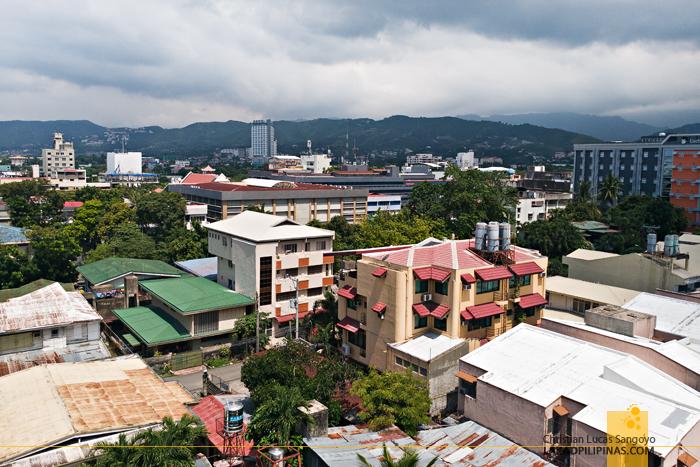Premiere Citi Suites Cebu Roofdeck View