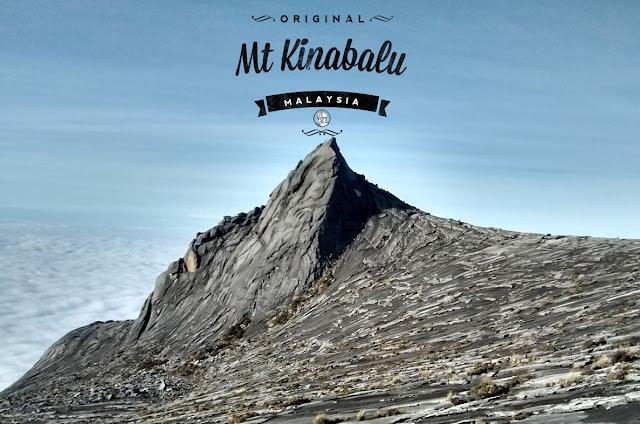 mount kinabalu peak