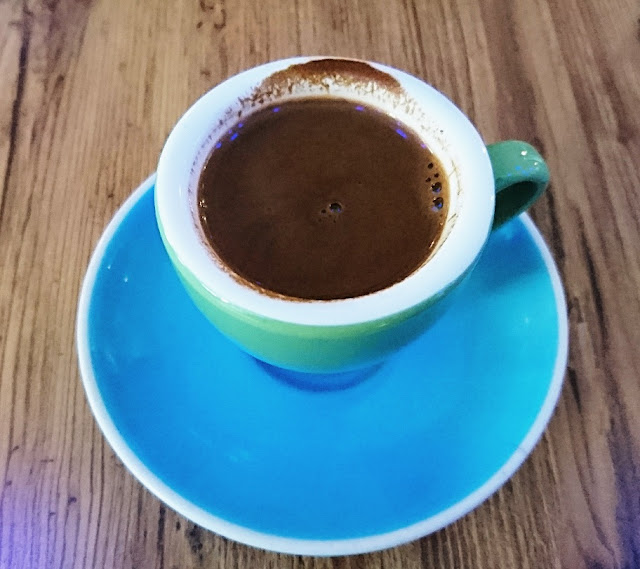 Kentro, Oakleigh, Greek coffee