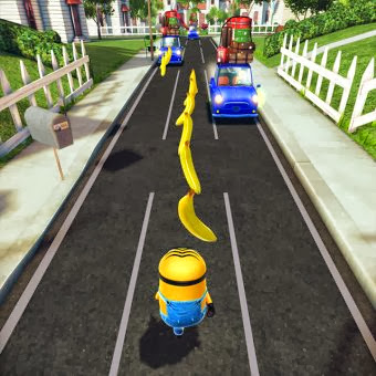 Despicable Me: Minion Rush for BlackBerry OS 10