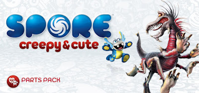 Spore Creepy & Cute Parts Pack Download