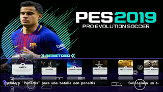 Cara Download PES 2019 PPSSPP Lite (200MB) Offline Android Terbaru
