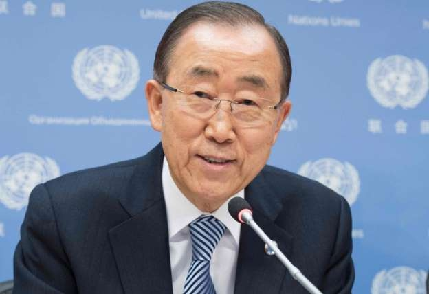 UN chief Ban Ki-moon hints he could run for South Korea's presidency