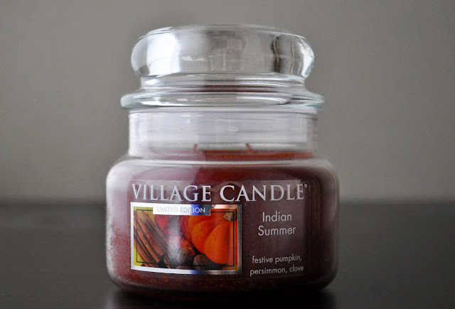 Hot & Resilient...Village Candle Indian Summer