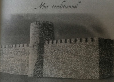 Muralla tradicional