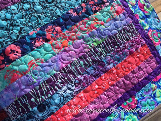 http://carrieontheprairie.blogspot.ca/2017/03/renees-strip-quilt.html