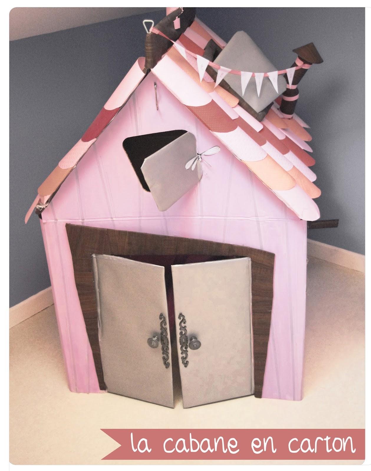 chez lee lou day 7 la cabane en carton chez cette fille. Black Bedroom Furniture Sets. Home Design Ideas