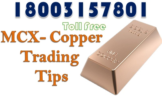 mcx copper trading tips