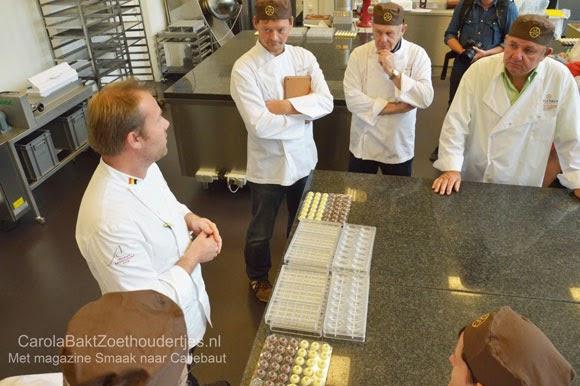 Patrick Aubrion Callebaut Smaak magazine