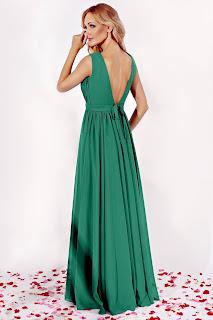 Rochie Kora Verde1