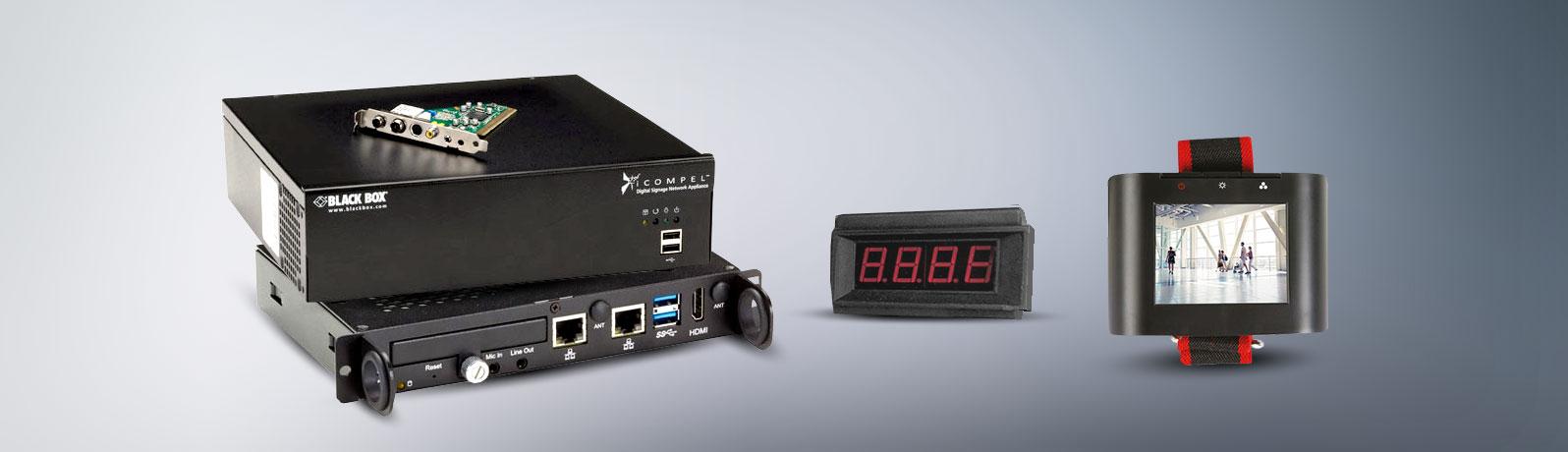 Digital Signage Equipment
