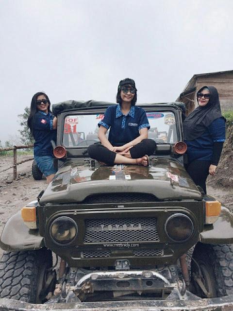 lava tour merapi - short track