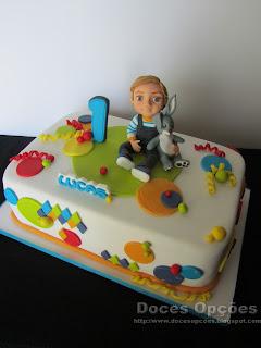 bolo aniversário criança