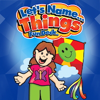 Let's name things fun deck app