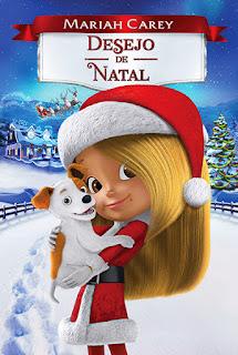 Mariah Carey: Desejo de Natal - BDRip Dual Áudio