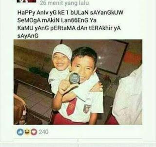 8 Gambar Lucu Kids Jaman Now Kocak Postingan SosMed Anak ...