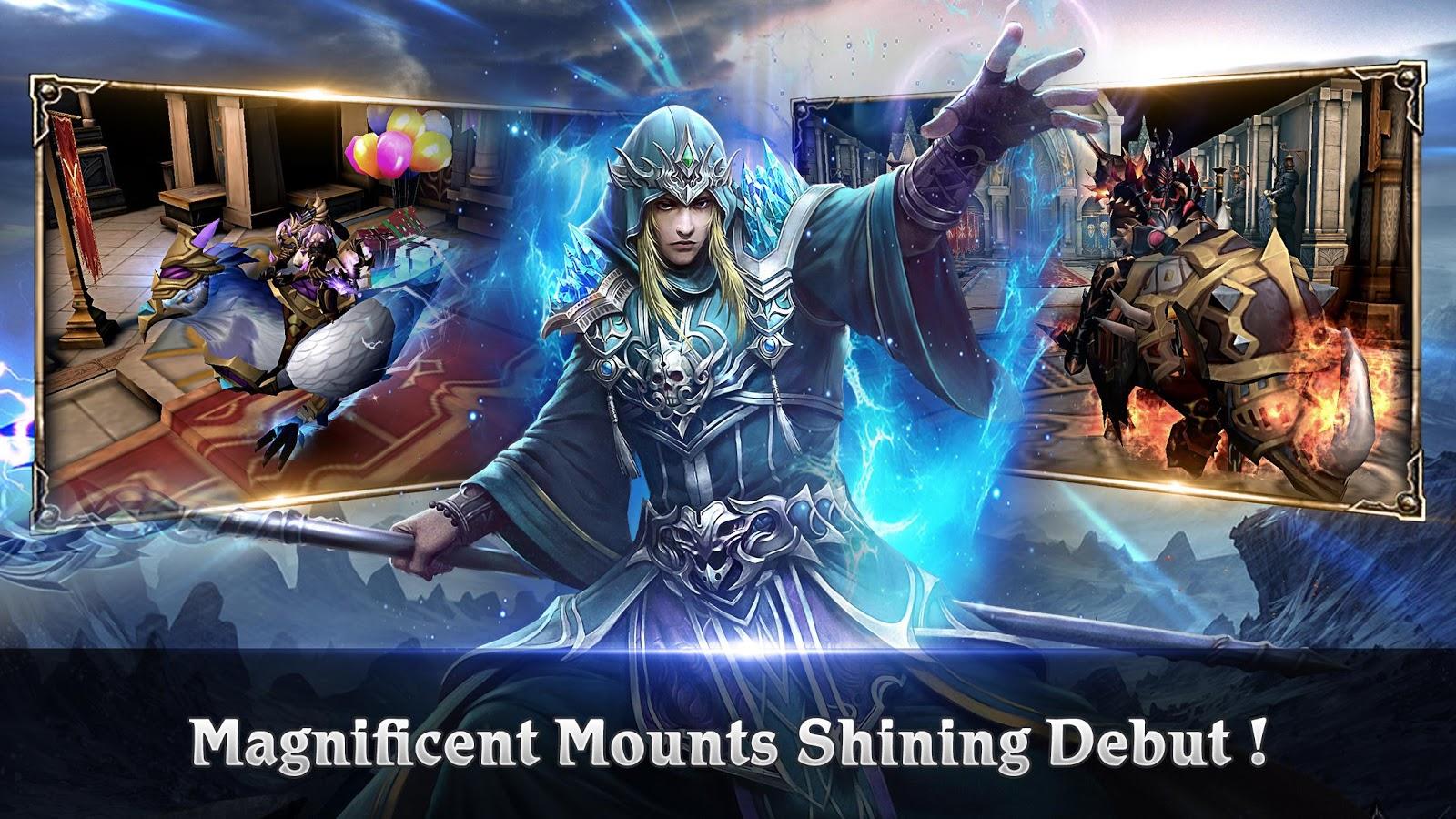Clash for Dawn Guild War MOD APK