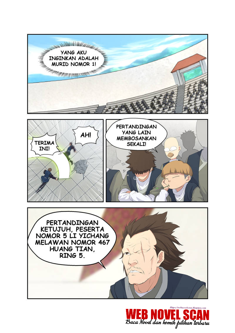 Heaven Defying Sword Bahasa Indonesia Chapter 44