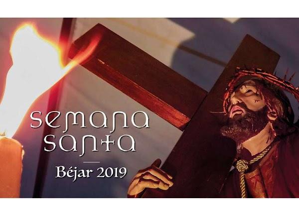 Programa, Horarios e Itinerarios Semana Santa Béjar (Salamanca) 2019