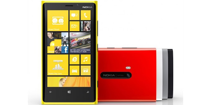 Nokia Lumia 920 receives Windows Phone 8.1 with Lumia Cyan
