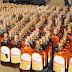 दरभंगा में वाहन से भारी मात्रा में शराब बरामद