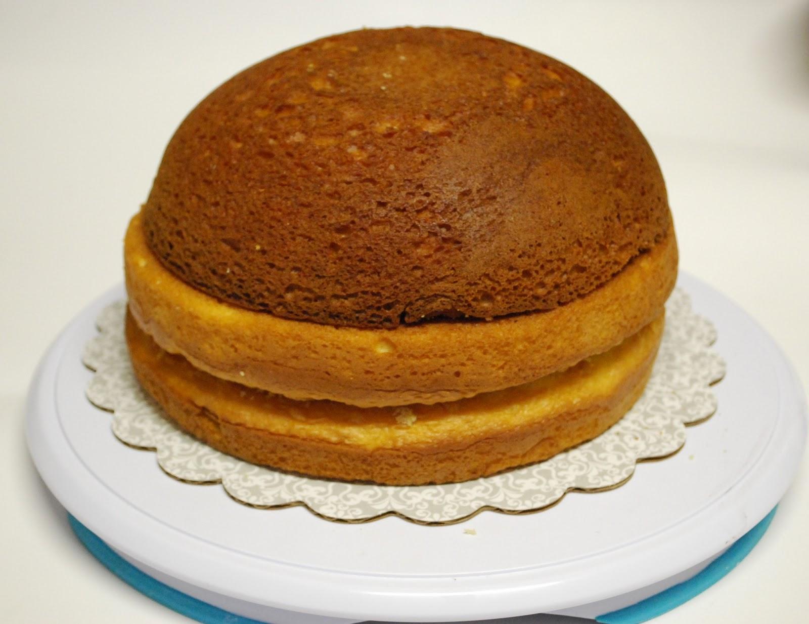 Can Bake Cake In Pyrex Bowl