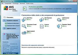 AVG ANTIVIRUS FREE ITALIANO