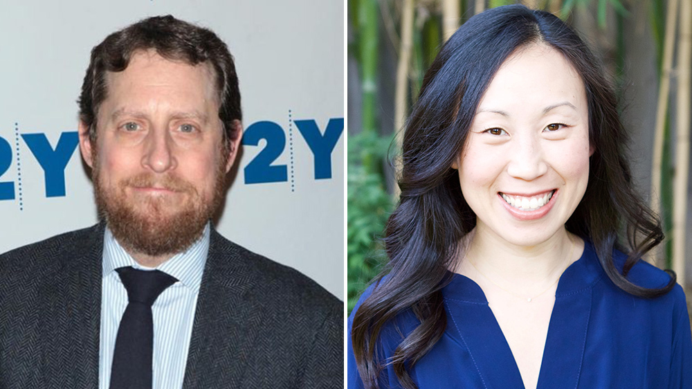 Scott M Gimple y Angela Kang