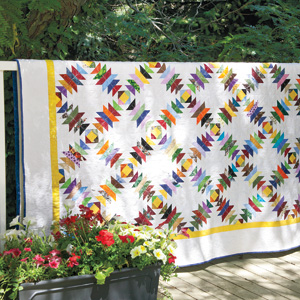 http://www.mccallsquilting.com/mccallsquilting/articles/Pineapple_Tidbits_Scrappy_Foundation_Pieced_Bed_Quilt_Pattern