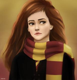 Hermione Granger por Merue
