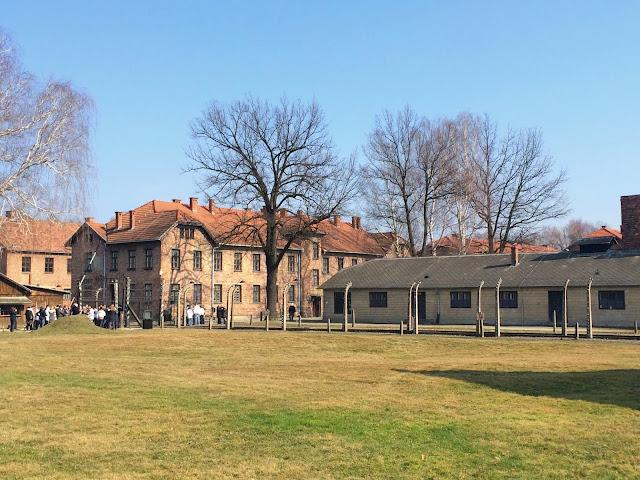 Qué ver en Cracovia: alrederores Auschwitz y las Minas de Sal de Wieliczka
