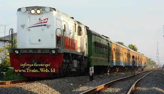 Info Harga Tiket Kereta Api Bengawan Bulan Juli 2018