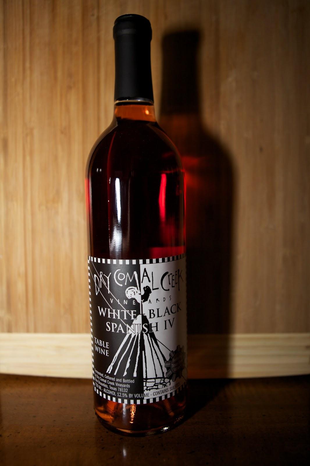 Wino's Wine Cellar: Dry Comal Creek Wine Collection