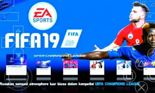 DoPES Jogress v3.5 Mod FIFA 19 League Special 1&2 PPSSPP for Android Free Download